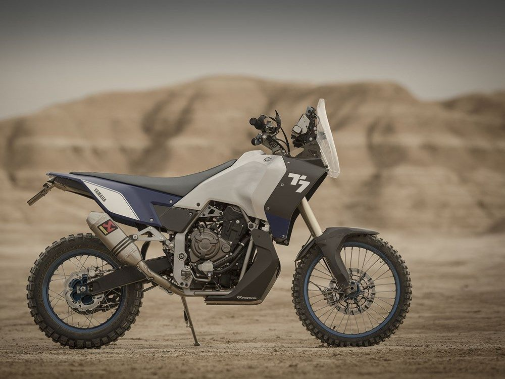 The Yamaha T7 Tenere Concept Might Be Our Favorite Bike At Eicma