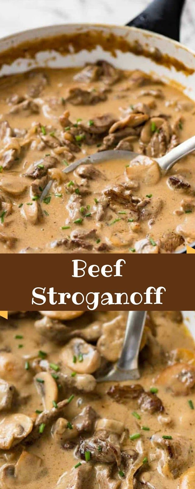 Beef Stroganoff images