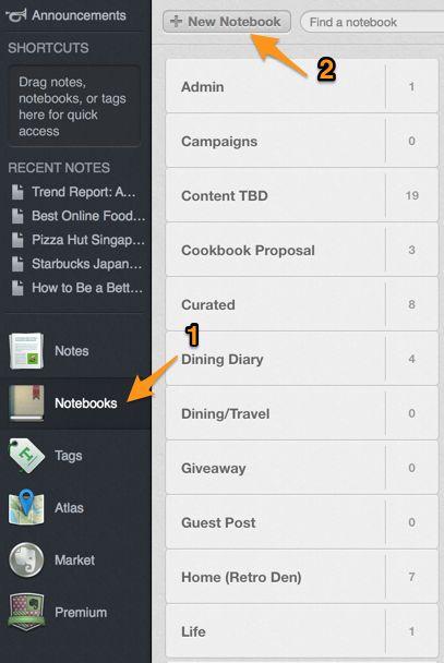 How to Make a Content Calendar Using Evernote Best Evernote ideas