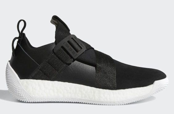 1e518619a3c An Official Look At The adidas Harden LS 2 Buckle adidas finally gives us  an official