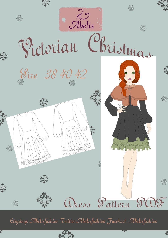 de AbelisFashion en Etsy | Patrones/ Sewing patterns | Pinterest ...