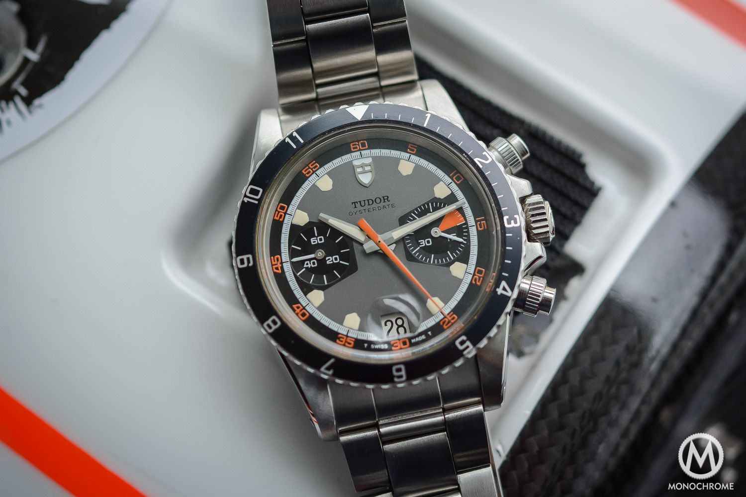 Tudor and its Heritage - The 1970s Chronographs and the Tudor Heritage Chrono #monochromewatches