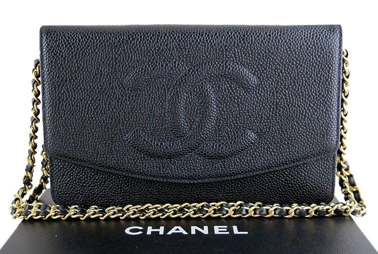 Chanel Black Caviar   Chanel   Pinterest 3330878d3319