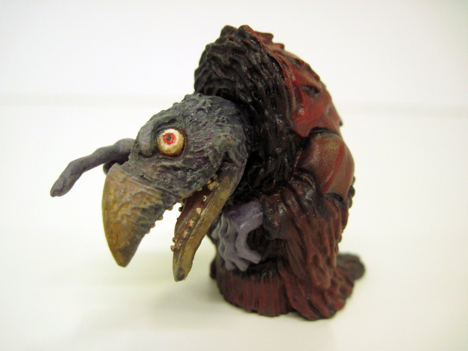 Dark Crystal Skeksis Chamberlain Monster Shop Model Kit Jim Henson Pro Build Up | eBay