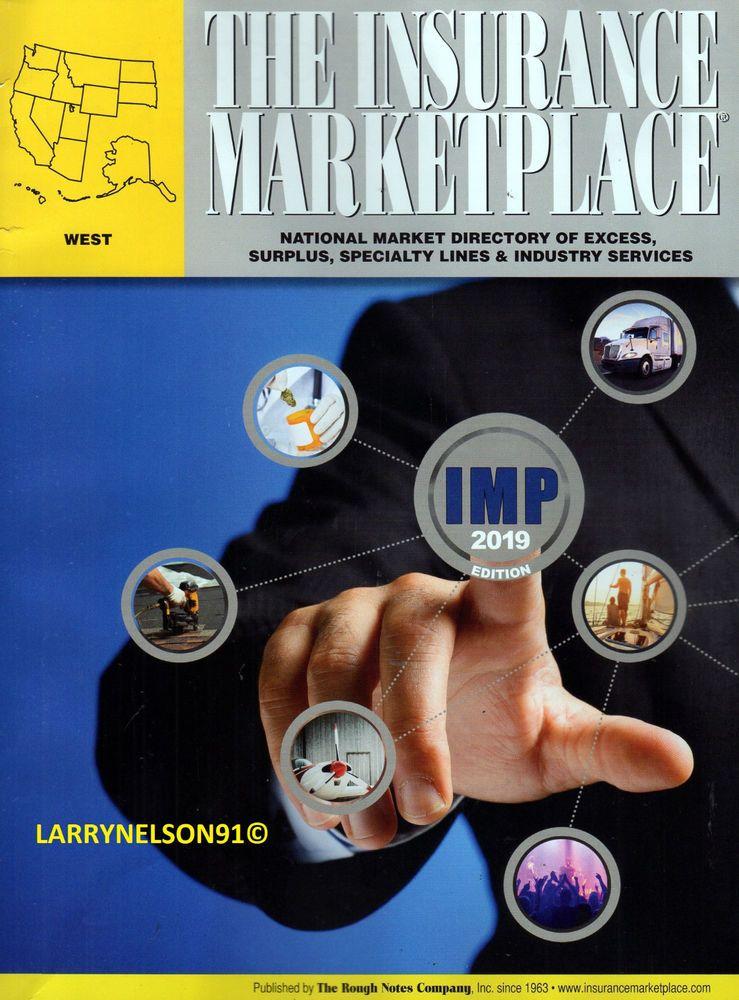 Rough Notes Insurance Marketplace Magazine West Imp 2019 Western