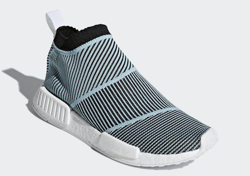 Parley For the Oceans,adidas,N 海洋联名迎来全新鞋型!Parley