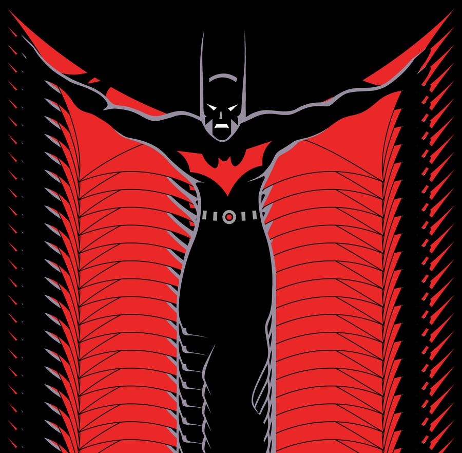 Batman Beyond Bust By Supernatural Entmt On Deviantart Batman Art Batman Comic Art Batman Beyond
