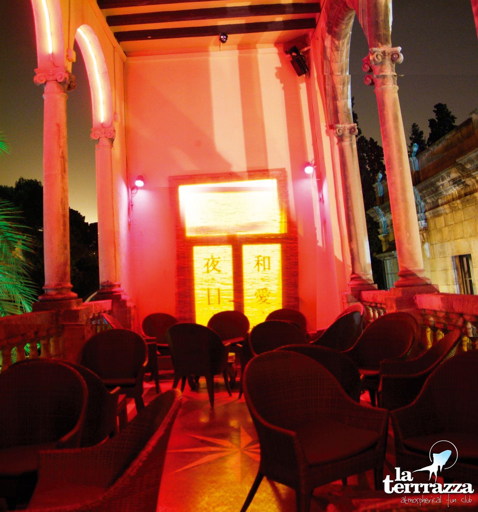 La Terrrazza Atmospherical Fun Club Barcelona Www
