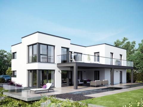 Massivhaus Süd - Moderne Fertighäuser als Massivhaus im Bauhaus - minecraft küche bauen