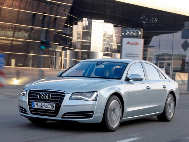 Preview 2013 Audi A8 Hybrid David Booth On Audis A8 Four Cylinder