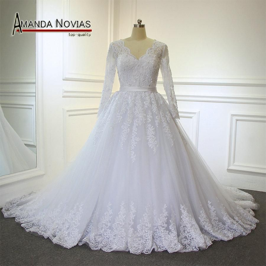 Girls wedding dress  New Wedding Dress Custom  Products