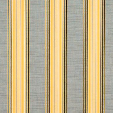 Sunbrella 4879 0000 Rodanthe Metallic Awning Stripe Fabric Is A Glen Raven Stripes