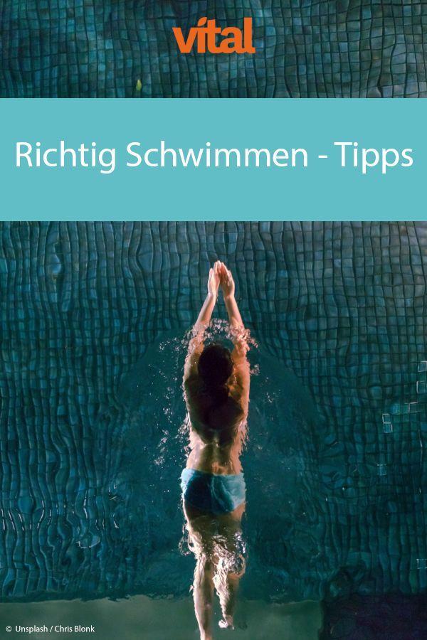 Tipps zum richtigen Schwimmen - Tipps, um richtig zu Schwimmen    # Die meisten von uns haben von Ki...