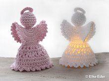 Häkelanleitung - Süßer Weihnachtsmann - befüllbar,Geschenkidee, Adventskalender #crochetelements