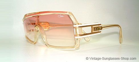 1392bd370b40 Cazal Frames Worn by MC Hammer in the 1980's ULTRA RARE - Limited Edition  Frames: 858