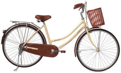 Bicicleta Paseo Mujer Lahsen Provenza Aro 26 Paris Bicicletas De Paseo Bicicletas Paseos