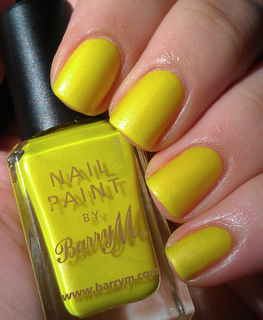 BarryM Neon Yellow