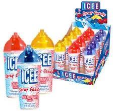 Icee spray