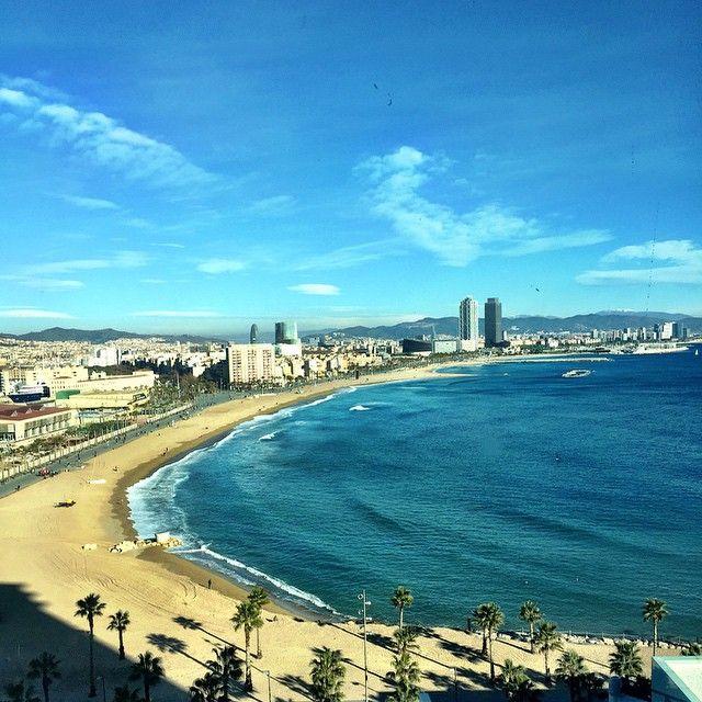 Sunny Sundayemoji️ #barcelona #Whotelbarcelona
