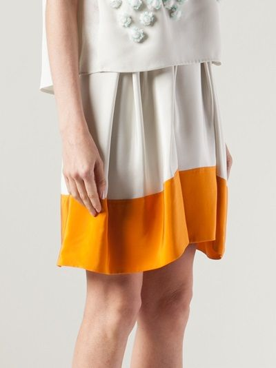 7f9e1034b7 3.1 PHILLIP LIM - colour block umbrella skirt 8 | fashion | Umbrella ...