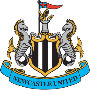 Newcastle United F.C Birthday Card with Badge