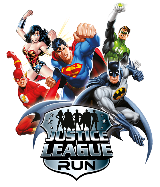 Que tal correr na Liga da Justi a Liga da justiça