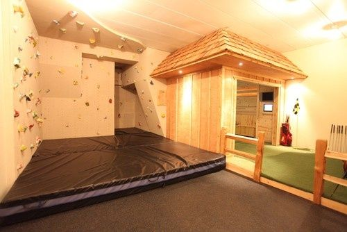 wall climbing on side of house - Google Search