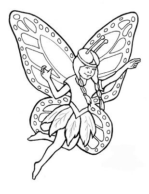 Pin de SUSIE Petri en LineArt: Fairyies | Pinterest