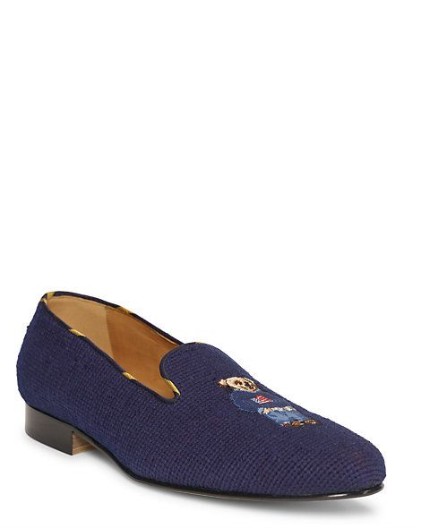 5016c5bff972 Collis Polo Bear Slipper - See All Shoes   Accessories Accessories - Ralph  Lauren UK