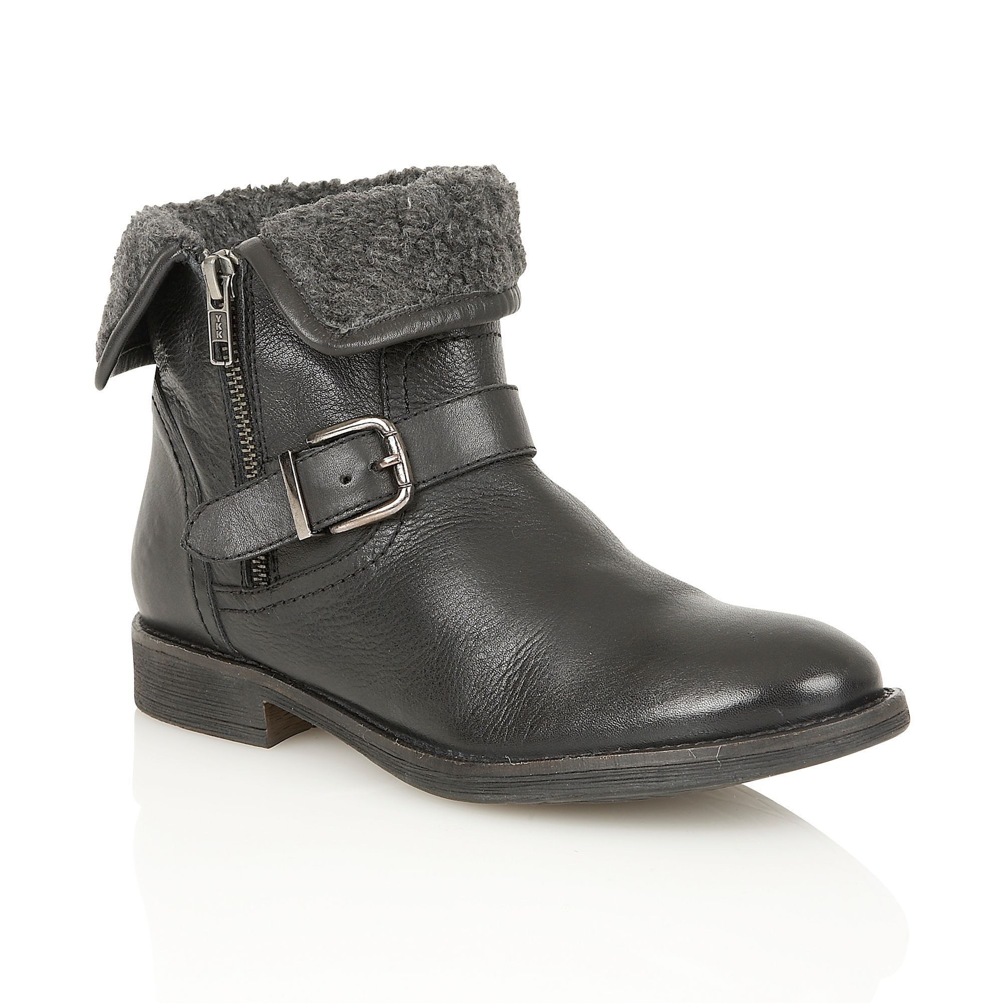 Lotus Annabeth ankle boots, Black