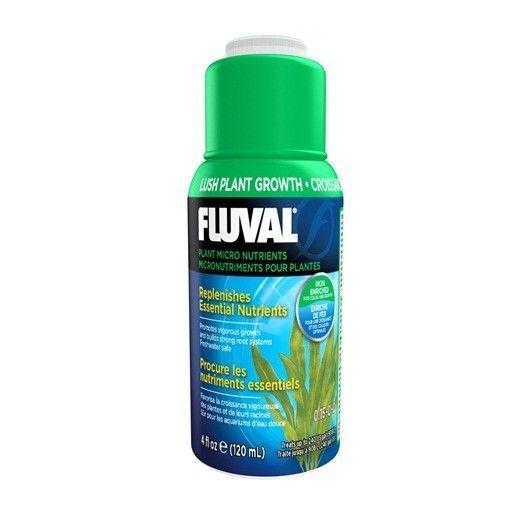 FLUVAL Micro Nutrientes Plantas (Plant Growt) - #FaunAnimal Plant Micro Nutrients Fluval promueve un fuerte crecimiento y excelente estado de las plantas acuáticas proporcionando una fórmula completa de micronutrientes quelados (excepto el boro)