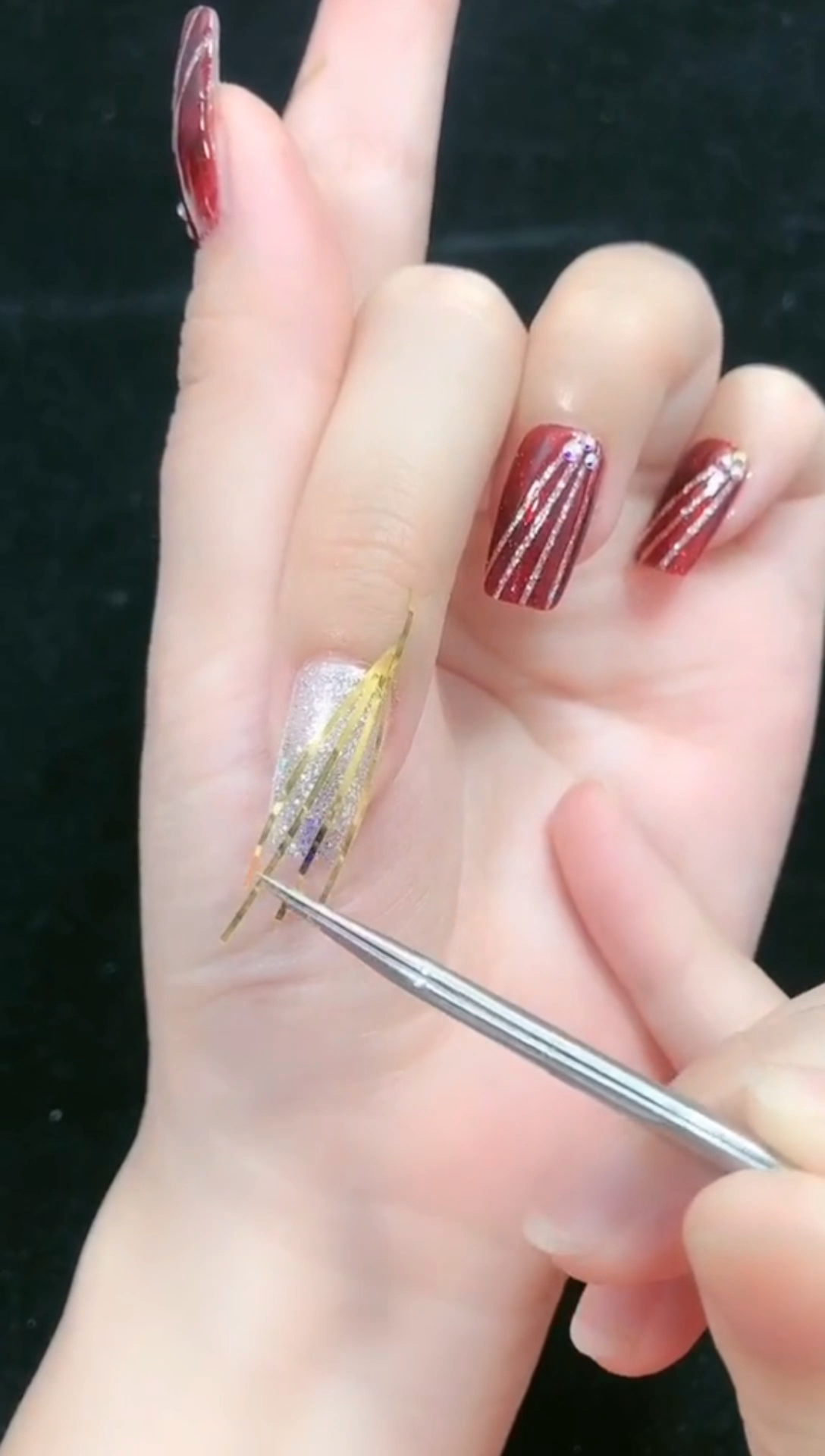 Do your own nail art