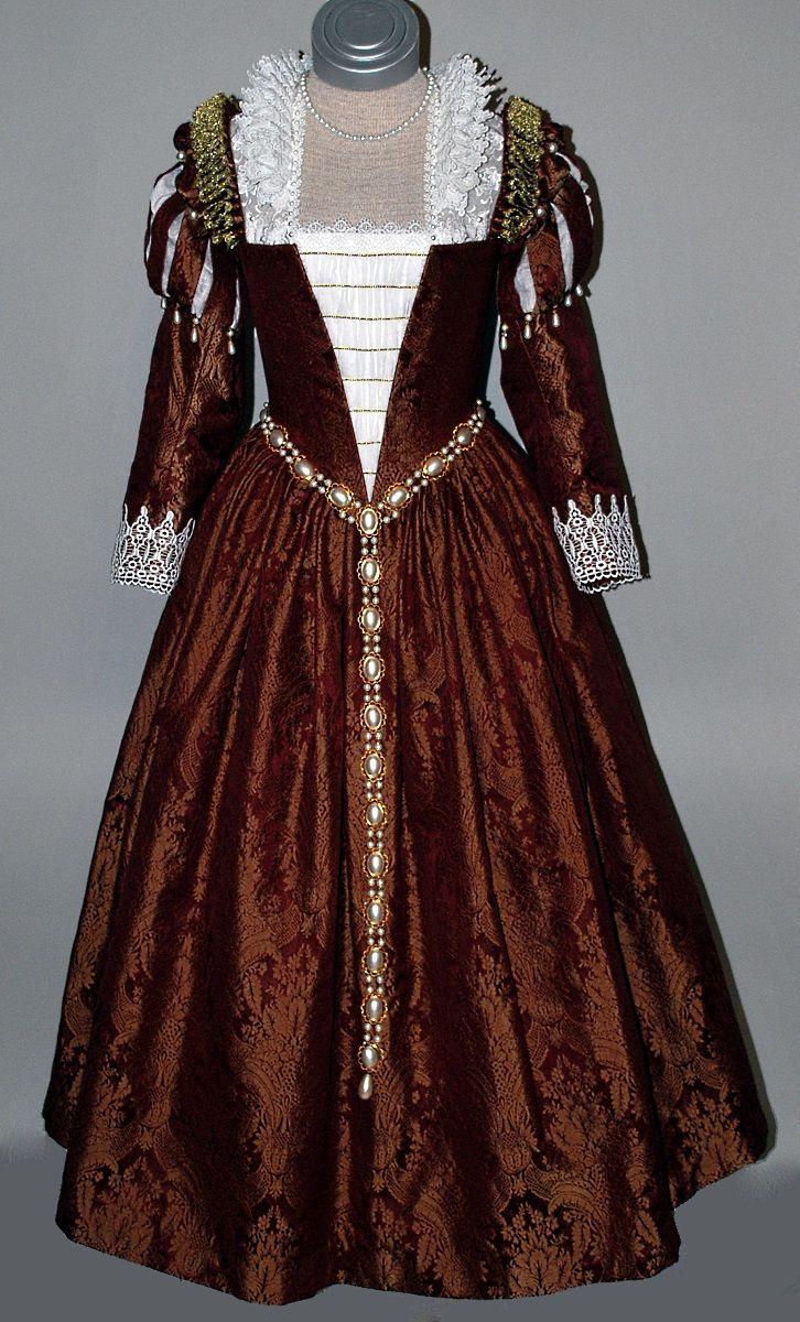 9dc088db0dd37 Venetian Renaissance Gown | Vintage Clothing | Renaissance gown ...