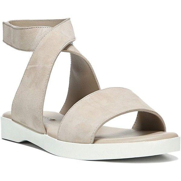 Via Spiga Jordan Suede Ankle Strap Sandals tJYnFir