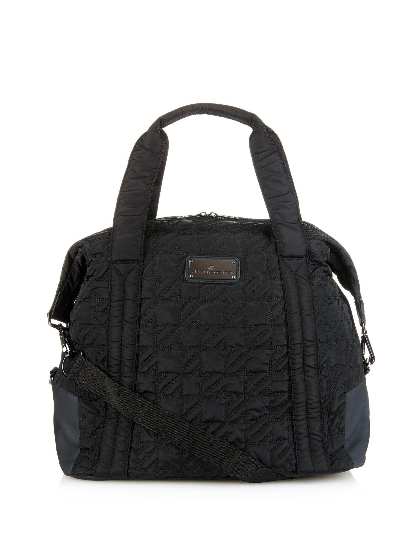 f0a8352db2 Big quilted-nylon gym bag
