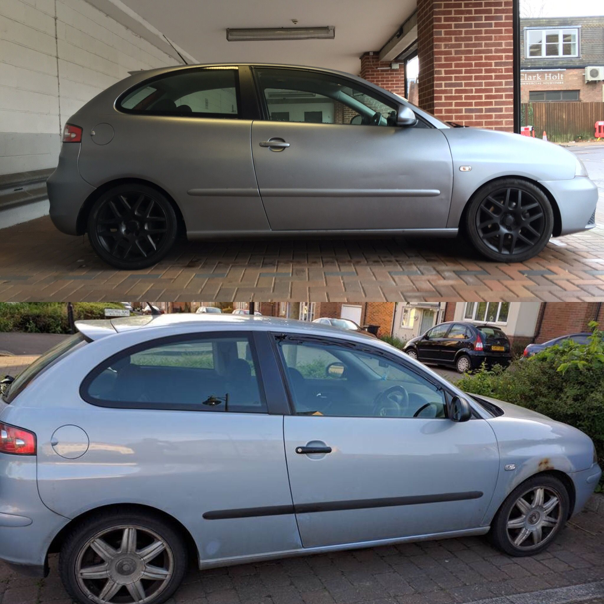 Just Picked Up The Silver Blue Seat Ibiza 6l1 9 Tdi Pd130 Time