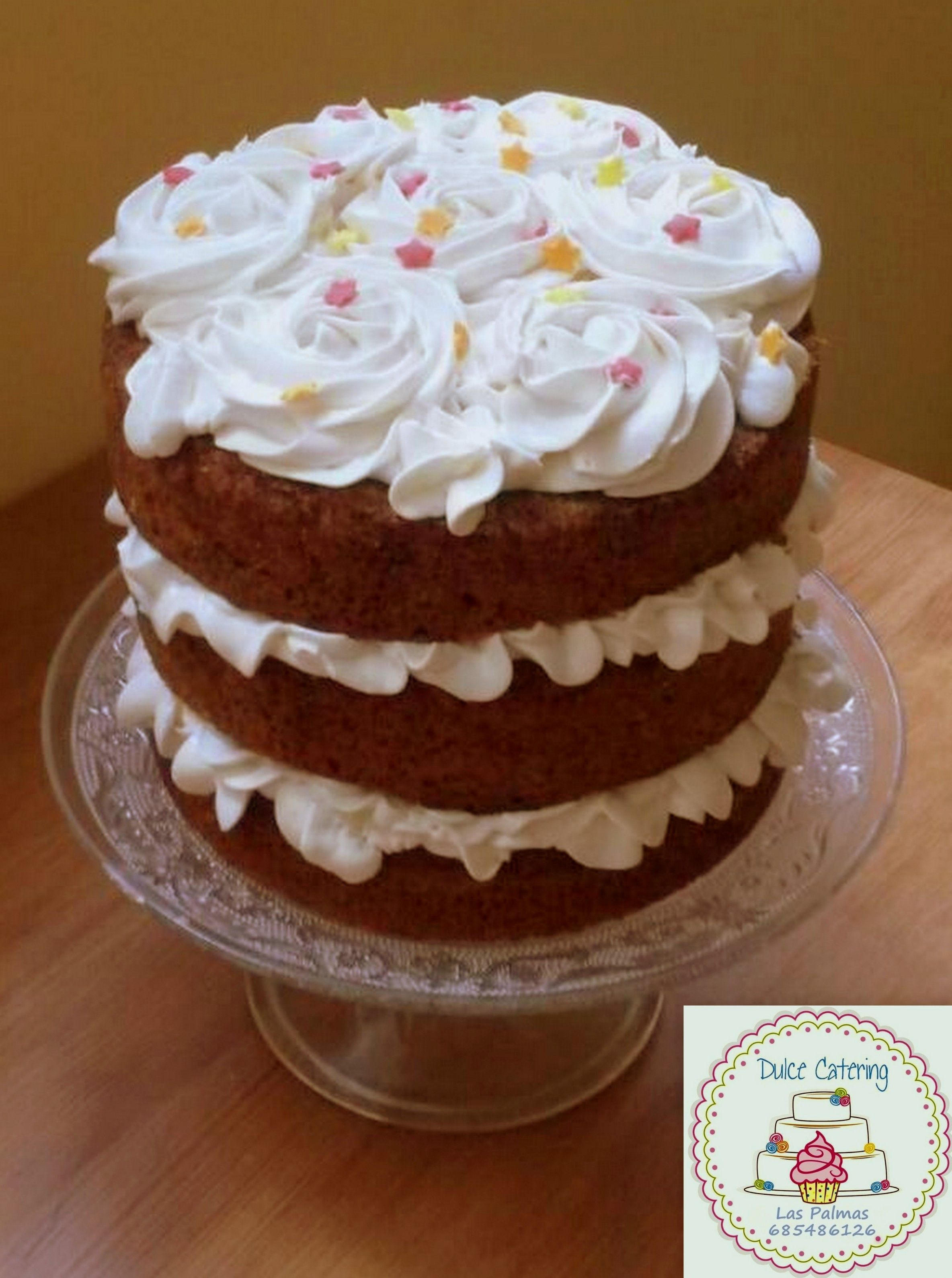 Carrot Cake https://www.facebook.com/Dulcecatering.mesasdulces?ref=hl