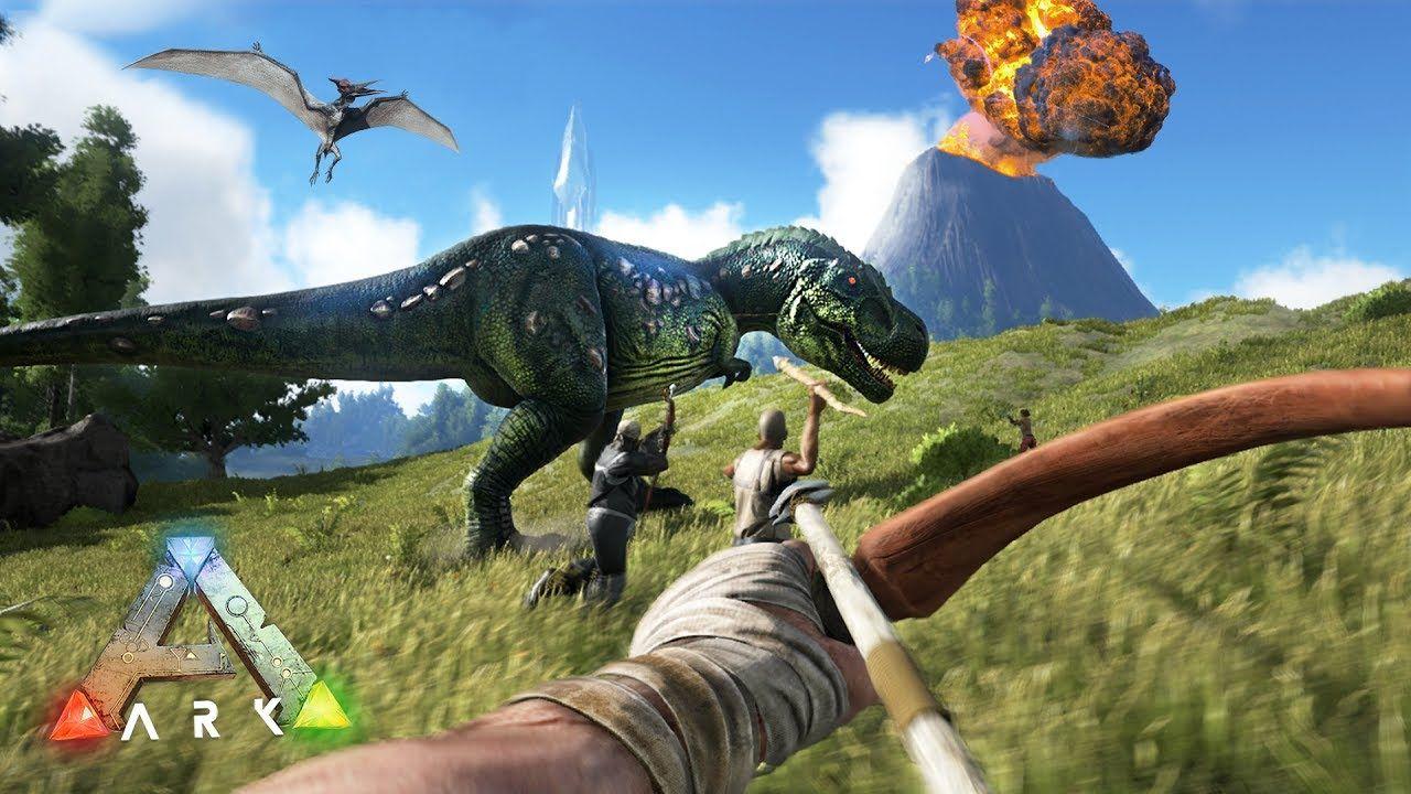 Steam Launch Options For Ark Survival Evolved In 2020 Ark Survival Evolved Island Survival Game Ark Survival Evolved