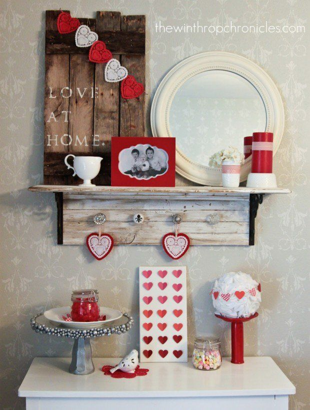 Valentineu0027s Day Love at Home by The