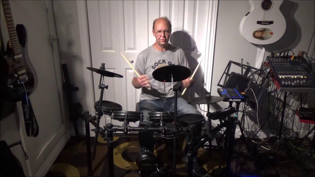 Alesis Nitro Mesh Drum Kit Demo And Review | Drum kits, Drums, Nitro