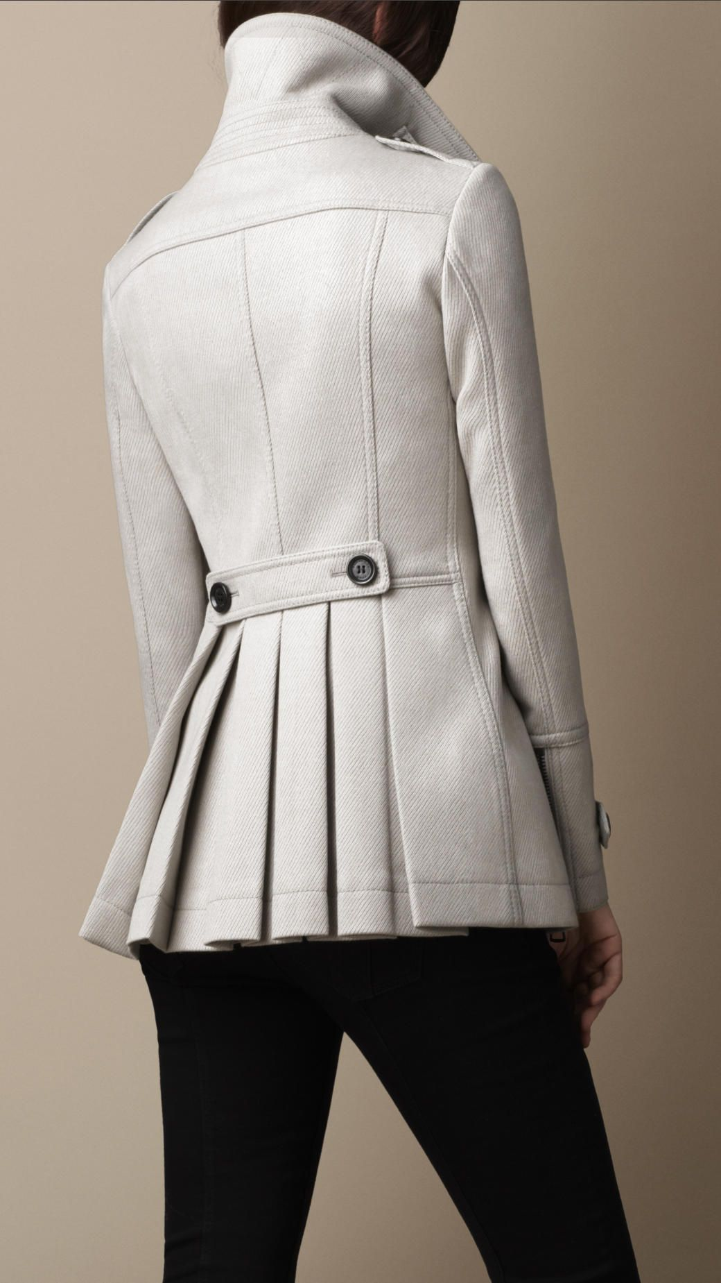 Burberry wool pea coat | Jackets et al | Pinterest | Wool pea coat ...