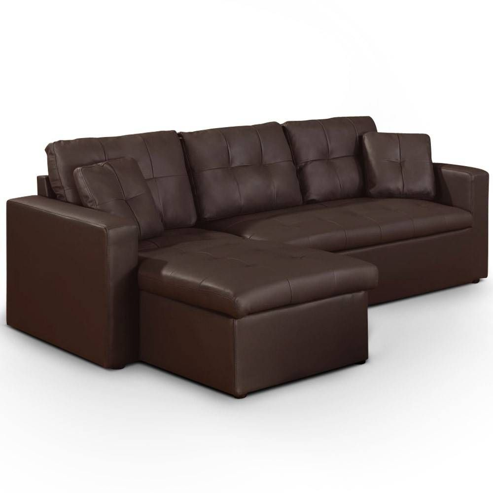 Canape Angle Simili Cuir Canape D Angle Convertible Simili Cuir Marron Cuba Canape Angle Simili Cuir Acheter Canape Angl In 2020 Sectional Couch Home Decor Chaise Sofa