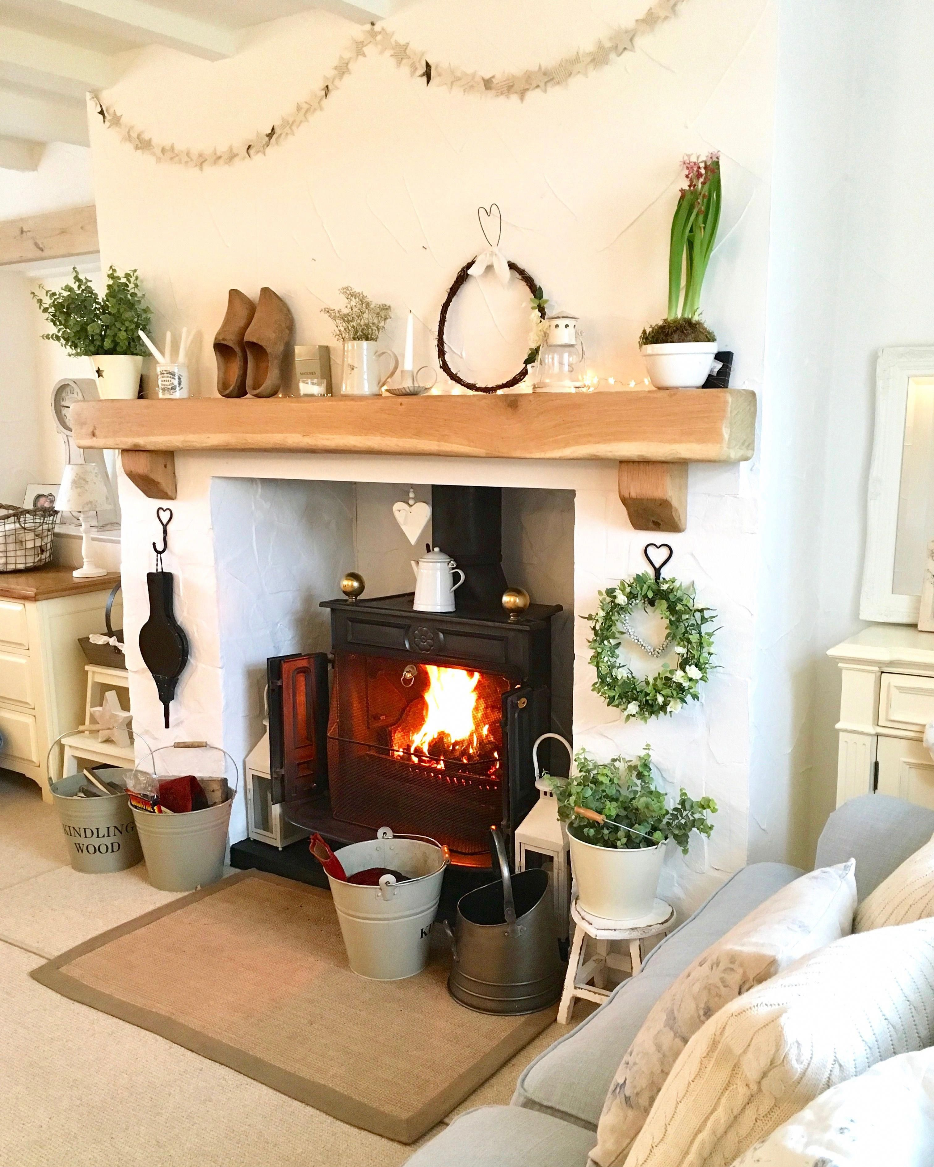 Consider These Fabulous Concepts Intended For Old Time Countrycottagediydecor Wohnen Wohnzimmer Kamin
