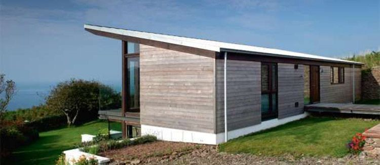 Monopitch Roof Small House Dreams Pinterest House