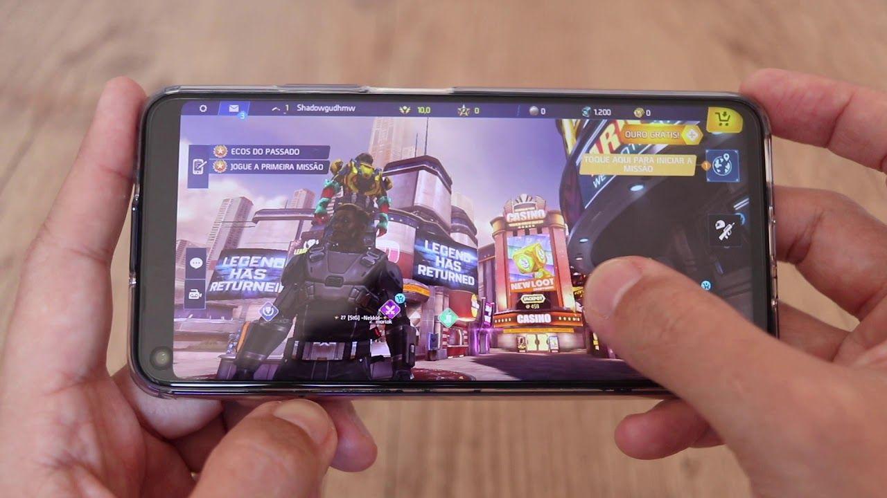 Huawei Nova 5t Antutu E Games Game