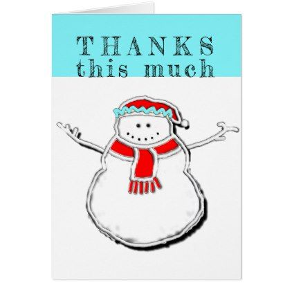 christmas thank you notes birthday diy gift present custom ideas