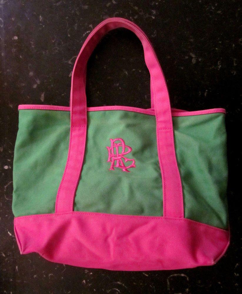 exclusive ralph lauren polos rll bucket bag