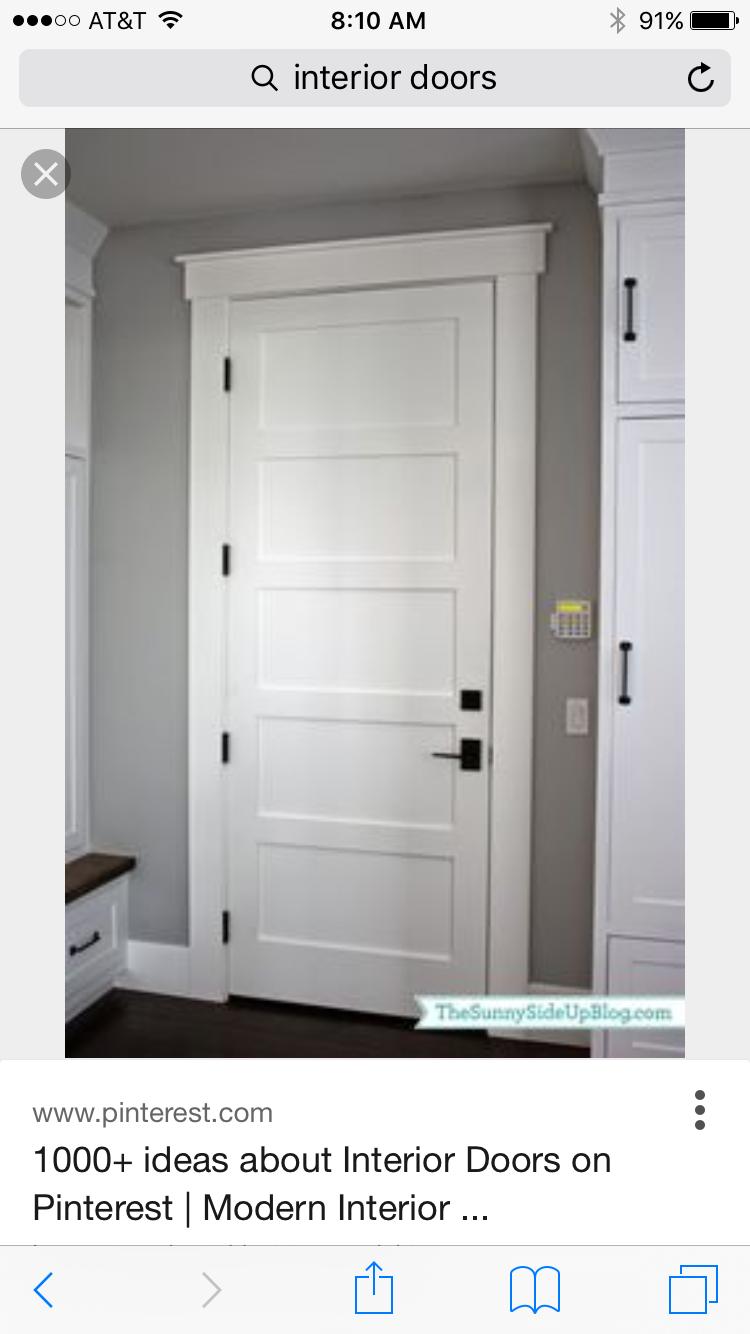 Pin by Kim Columbus on Interior doors Interior door