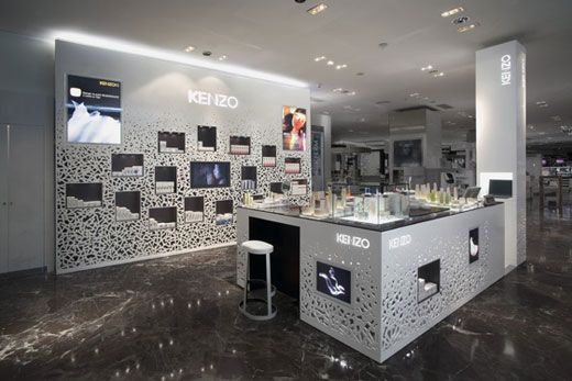 Interior Design For Perfume Shop With Images Store Design