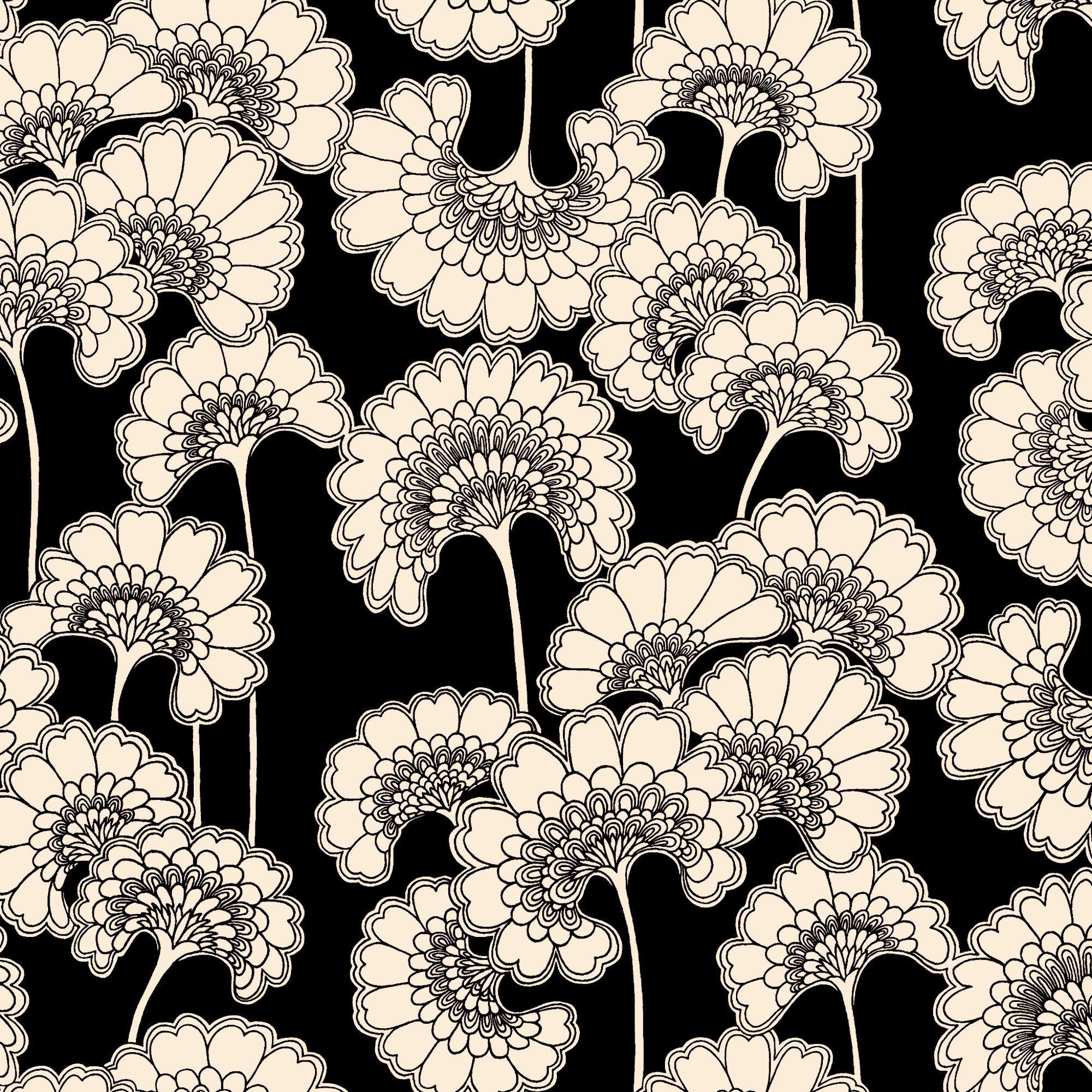 Japanese Floral Wallpaper Kate Spade Floral Wallpaper Kate